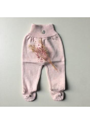 Polaina básica rosa de la marca Al agua patos