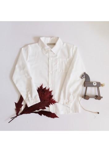 Camisa básica de viella de la marca El tocador de Victoria