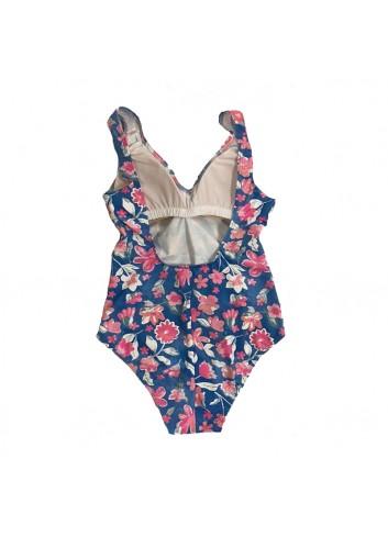 Bañador para mamis azul y rosa de la marca Al agua patos
